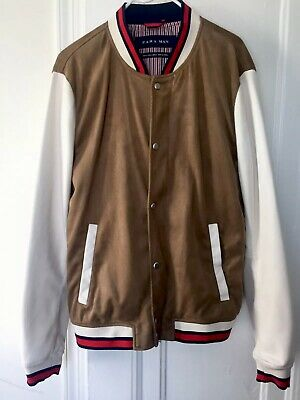 Zara Bomber Jacket Men Size M