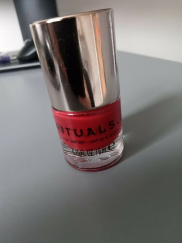 Rituals+flying+red+nail+polish+varnish+6+ml