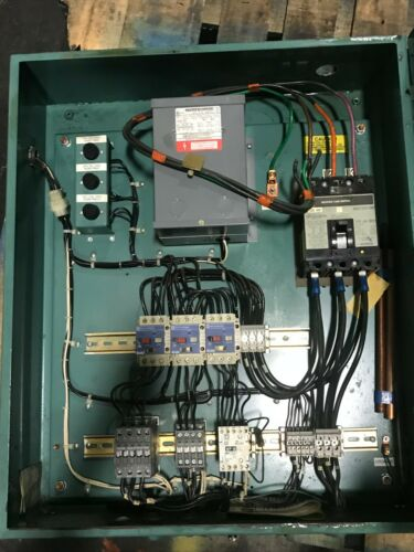 Square D Electrical Enclosure 3R Enclosure Dry Transformer Single Phase 60Hz