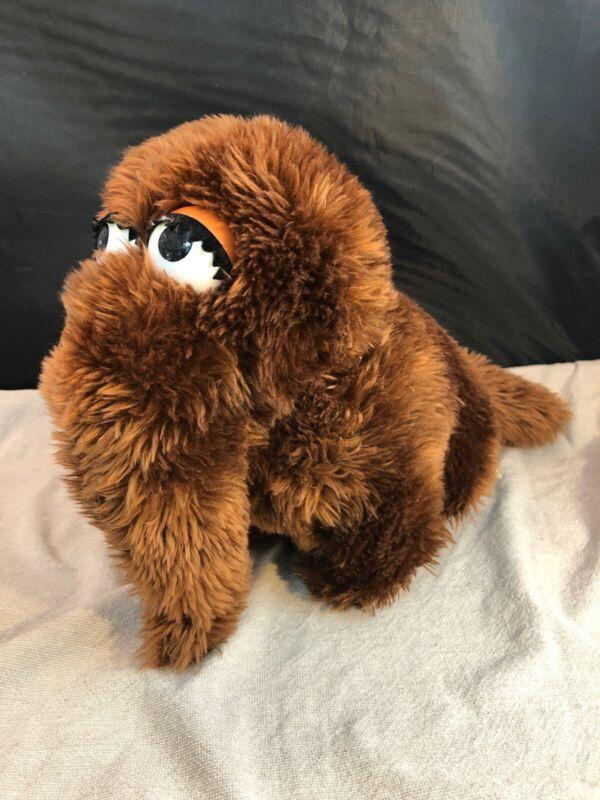 Vintage Applause Muppets Snuffleupagus Plush