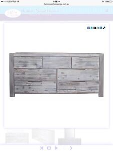 Bed + Dresser combo Harrington Greater Taree Area Preview