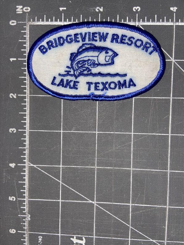 Vintage Bridgeview Resort Lake Texoma Patch Madill Oklahoma OK Texas TX Marina