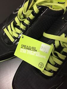 Original Z1 Zumba Shoes (Black Size 8)