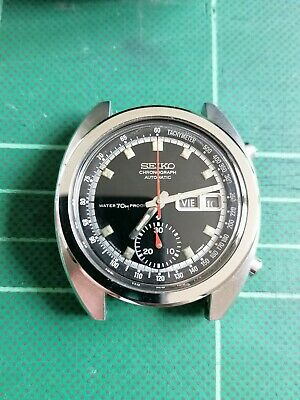 Seiko 6139-6010, vintage 1969 water 70m Proof