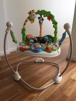 Fisher Price Go Wild Jumperoo Hamilton South Newcastle Area Preview