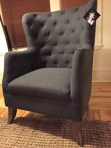 Wicker Emporium Wingback Chair