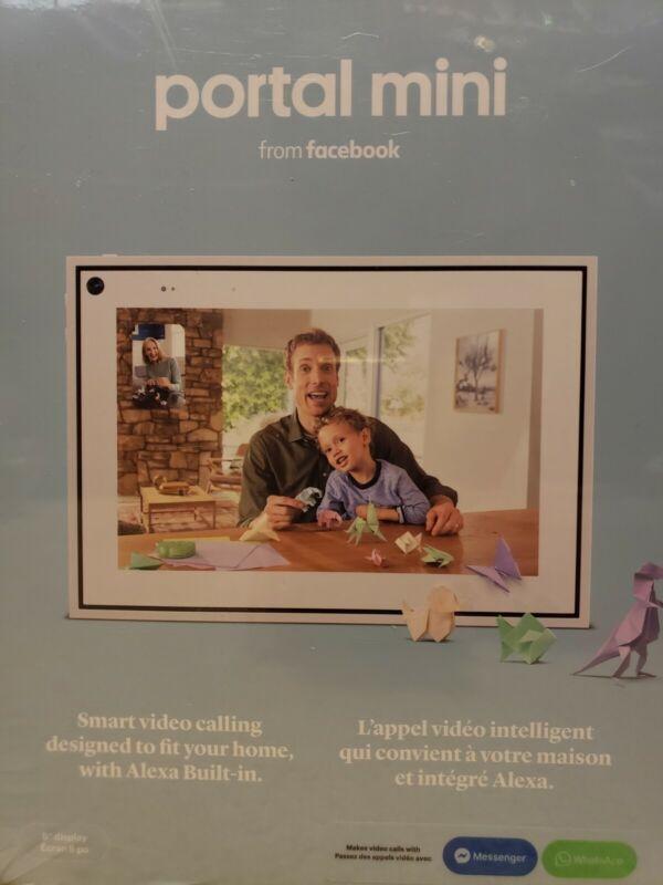 Facebook Portal Mini With Alexa Model DT90GB