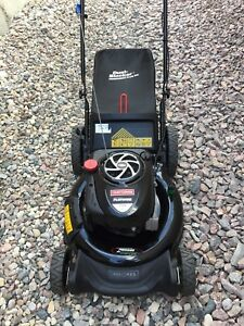 "21"" Craftsman Gas Rearbag Lawnmower"