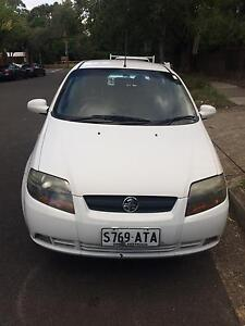 2007 Holden Barina Hatchback Chatswood Willoughby Area Preview