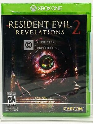 Resident Evil Revelations 2 - Xbox One - Brand New | Factory Sealed