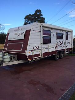 2011 OPAL/REGENCY CUSTOM BUILT LUXURY FULL ENSUITE CARAVAN Scarborough Redcliffe Area Preview