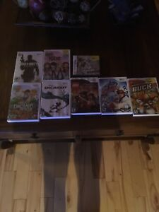 Wii and one ds game