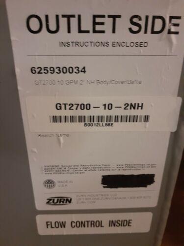 """Zurn GT2700 10 GPM 2"""" Connection Grease Interceptor"""