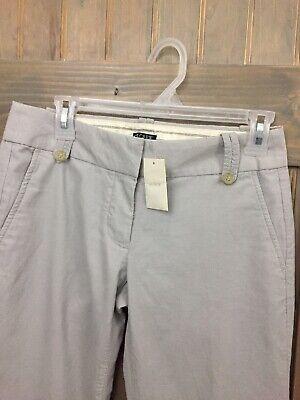 J.Crew Vintage Thin Cords Sz 0 ThiN Corduroy City Fit Pants NEW NWT 28x32 CUFFED