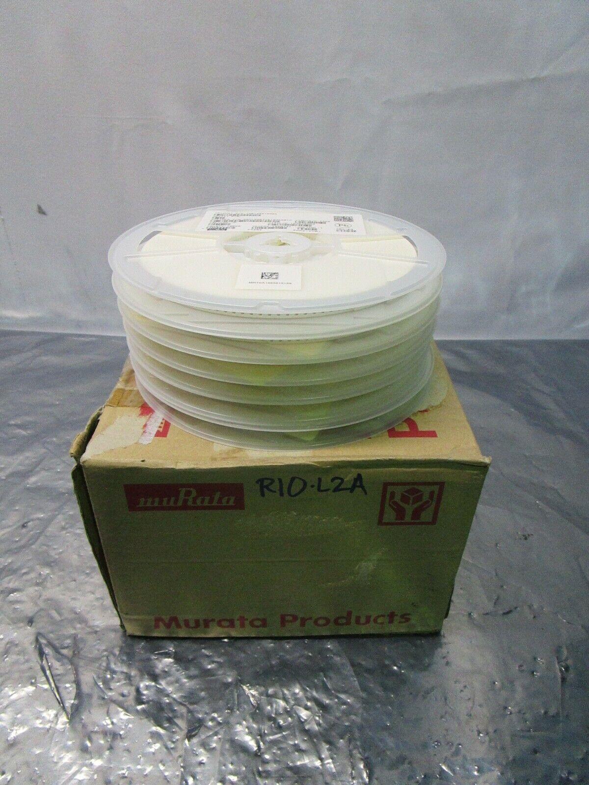 1 Lot of 60000 muRata GRM155R71E103KA01D Capacitor Ceramic Multilayer, 101940