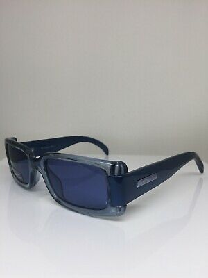 New Vintage Christian Dior Brooklyn SUNGLASSES W/ CD Logo C. 54U Blue (Brooklyn Sunglasses)