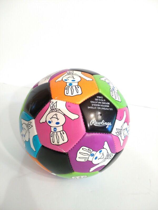 1998 Pillsbury Doughboy Rawlings Soccer Ball