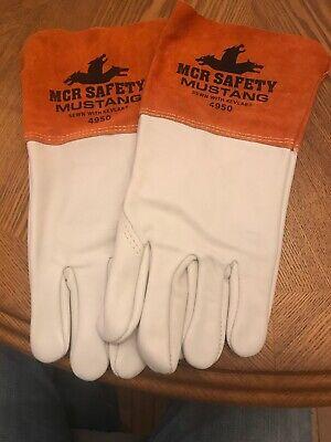 Memphis Mustang Migtig Welding Gloves Xl