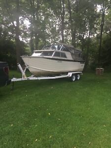 Starcraft 22 ft aluminum boat for sales want gone today