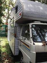 Motorhome AirCon Shower Toilet Roomy Bullbar 1998 T3500 Mazda Yeronga Brisbane South West Preview