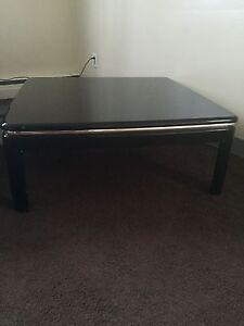 Black/Gold Coffee Table $40 obo