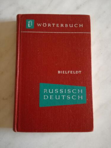 Bielfeldt - Wörterbuch Russich Deutsch - 1965