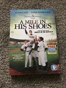 A Mile in his shoes DVD