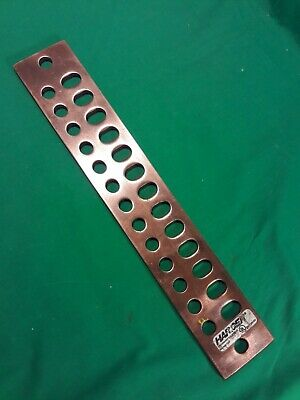 122 Main Grounding Bar Copper Busbar