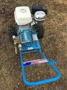 Honda 11 hp gas pressure washer