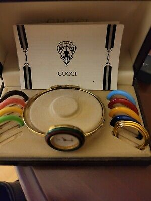 vintage gucci watch womens
