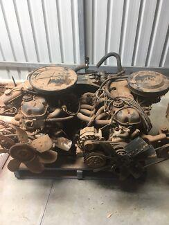 Engine ford XD