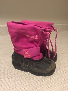 Girls Size 9 Winter Boots