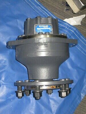 Poclain Rphy0037 Hydraulic Motor Radial Piston For Pick Up At Los Angeles Ca