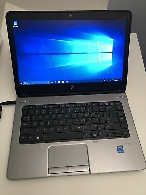 Usado, HP ProBook 640 G1 (Core i5-4300M 2.60GHz, 8GB RAM, 320GB HD, Win 10 Pro) segunda mano  Embacar hacia Mexico