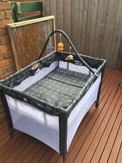 Travel Cot - Used only once!