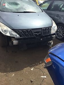 peugeot 307  CC for parts and wrecking Chipping Norton Liverpool Area Preview