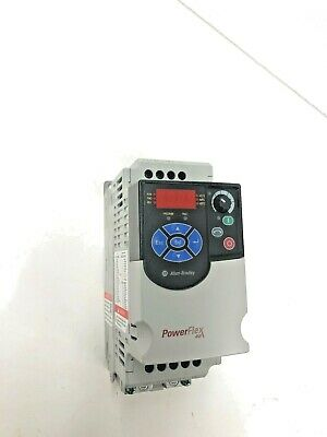 Allen-bradley Powerflex 4 Adjustable Frequency Ac Drive-22f-d2p5n103-new