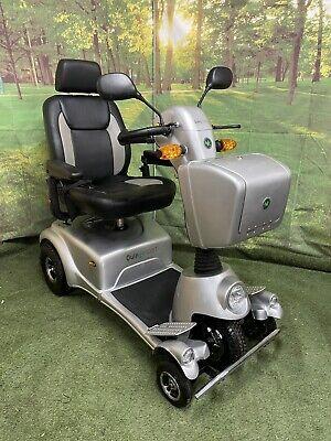 Stunning Quingo Sport Large 8mph All Terrain Mobility Scooter 5 Wheel Vitess