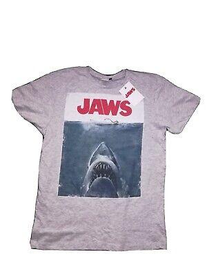 Jaws Meduim Grey Tshirt