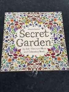 Secret garden and tropical wonderland colouring books Yokine Stirling Area Preview