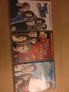 How i met your mother Season 1 to 6