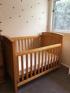 Boori country collection cot/toddler bed Howrah Clarence Area Preview