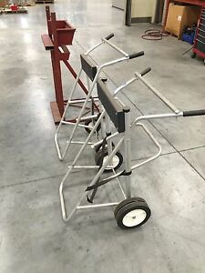 Outboard motor stands / carts