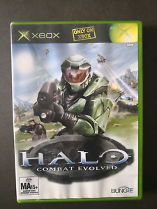 Xbox One Game - Halo Original and Halo 2 package