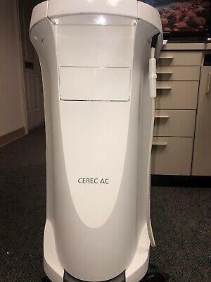 Sirona Cerec Omnicam Cadcam Scanner W Mcxl Mill Programat Cs Oven Dental