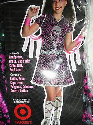 Monster High Spectra Vondergeist Halloween Costume Dress-up Costume M - L ,Dress - Monster High Spectra Vondergeist Dress Up