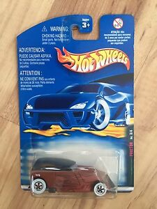 Hot wheels 2001-2002