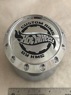 Hot Wheels Custom Wheel Rim Chrome Hub Hubcap Cover Center Cap 905K131 8 Lug - Kmc Chrome Wheels