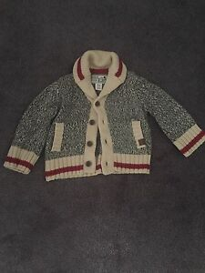 Baby Roots Sweater