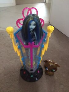 Monster High Doll with toy